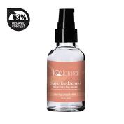 iQ Natural Facial Firming Serum - DMAE & MSM Pore Reducing Tighten Decollate and Neck - Natural & Organic Anti Ageing Formula 30ml