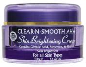 Clear-N-Smooth Skin Lightening Whitening Brightening Cream, 100ml