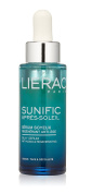 Lierac Sunific Aftersun Silky Serum, Anti-Ageing & Regenerating, 35ml + Old Spice Deadlock Spiking Glue, Travel Size, .2480ml