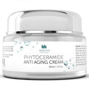 Phytoceramide Anti-Ageing Cream, with Clinically Supported Ingredients for Anti-Wrinkle, Moisturization, Protection & Improves Skin Tone and Elasticity 30ml/1 fl. oz By Hamilton Healthcare