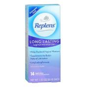 Replens Long Lasting Vaginal Moisturiser - 35 G 35ml, 3 Pack