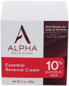 Alpha Hydrox Essential Renewal Cream 10% Glycolic AHA 60ml