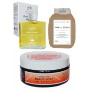 Argan Oil Gift Sets - Amber Musk