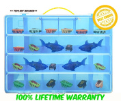 Life Made Better Toy Storage Organiser. Fits Up to 40 Bug Toys. Compatible With Hex Bug TM Toy Figures
