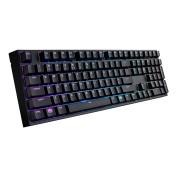 Cooler Master MASTERKEYS PRO L Mechanical Keyboard, (CHERRY MX SILVER SWITCH)  with intelligent RGB