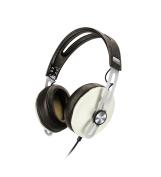 Sennheiser M2 AEi Momentum 2.0 Ivory Around Ear Foldable Headphones for Apple iOS