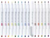 Zebra ZEBRA / MILDLINER mild liner (line markers are 15 colour)