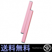 Common Japanese bamboo KC42-902 colour paper weight (2 regular company of fire fighters) pink common Japanese bamboo Kuretake paper weight penmanship tool KC42902