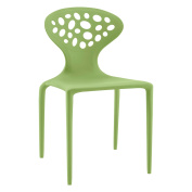 Modway Animate Stackable Dining Side Chair, Multiple Colours
