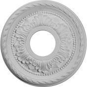 Ekena Millwork Palmetto 29cm H x 29cm W x 2.2cm D Ceiling Medallion