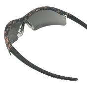 Mossy Oak sunglasses Dallas Camo black Dallas | Men's sports UV cut UV cut sunglasses driving drive bike-to-ring defogger