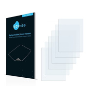 6x Savvies SU75 UltraClear Screen Protector for BQ Cervantes