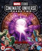 Marvel Studios Cinematic Universe [Regions 1,2,3] [Blu-ray]