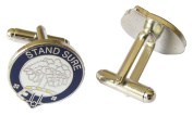 Clan Crest Cuff Links – Selection of Crests from Dropdown Menu