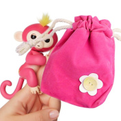 Bluestercool Children Kids Play Drawstring Storage Bag, Dolls Portable Toys Rug Box For Finger Monkey