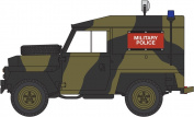 OXFORD DIECAST 76LRL002 Land Rover 1/2 Tonne Lightweight Military Police