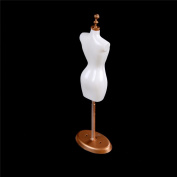 1 Pcs Detachable Dress Clothes Model Display Stand for Barbie Doll by TOYZHIJIA