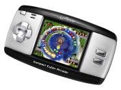 Lexibook JL2375 Compact Cyber Arcade Pocket Games Console - 250 Games