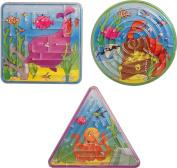 Sealife Maze Puzzles