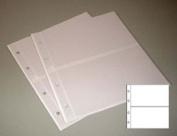 5 Prophila banknote sheets, 2 pockets