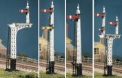 Ratio 486 LNER Latticed Post Signal Kit by Ratio