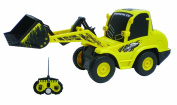 New York Gift 1:20 Scale Remote Control Digger Truck