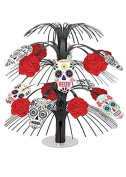 Day of The Dead Cascade Table Centrepiece