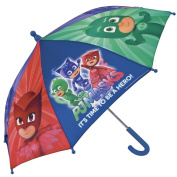 Nickelodeon PJ Masks Kids Childrens Dome Umbrella Brolly 60CM