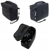 Travel Bag Case For Garmin VIRB 360 VIRB X VIRB XE VIRB ULTRA 30 Action Camera With Accessory Storage