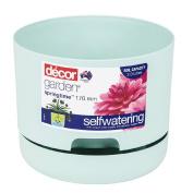 Decor Springtime Pot Mint 17cm