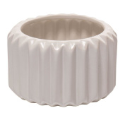 Living & Co Pleated Pot 13cm