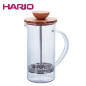 Hario HARIO tea press Wood THW-2-OV 300 ml press-type teamaker tea JAN