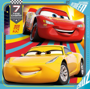 Ravensburger Disney Pixar Cars 3 3x 49pc Jigsaw Puzzles