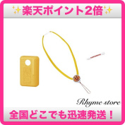 I work as Anpan-Man and set the accessories for exclusive use of the outing smartphone