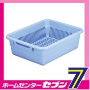 Assist drainer No. 1 blue [kitchen article kitchen utensils drainer bottom bottom]