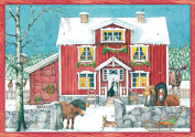 Coppenrath Advent Calendar 'Nordic Christmas' Traditional