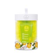Weleda Citrus Shower Gel 50ml + Shower Scrunchie