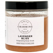 Lavender Bliss Body Scrub (350g) - That Charming Shop - Pink Himalayan Salt - Jojoba Oil - Cruelty free- Vegan - Bath Gift For Women