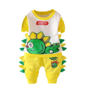 Baby Dinosaur Bodysuit,Wyurhjh® Animal Jumpsuit Outfit Onesies Clothes Set for Newborn Toddler Kids Boys and Girls