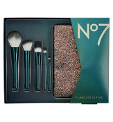 No7 Make Up Brush Collection-No7 Flawless in Five Collection for Xmas-Birthday-Diwali-Anniversary-Thank you-Ramadan-etc