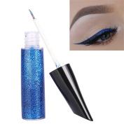 Pu Ran Long Lasting Sparkle Metallic Glitter Liquid Eyeliner Makeup Cosmetic Eye Liner - 04#
