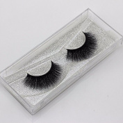 3D False Eyelashes HIGH Quality Re-useable Strip lashes Pair