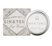 BATHHOUSE Silver Gin & Tonic Lip Balm