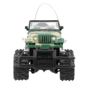 MIA 1:24 Scale RC Off-road Vehicle Racing Toy Four Function Remote Control Jeep Gift Car
