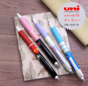 I compare it with the uniball R:E/ uni-ball are E / Disney Mickey Donald Daisy ball-point pen 0.5mm pilot friction to be able to delete!