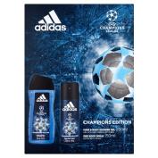 Adidas UEFA Body Spray and Shower Gel Duo
