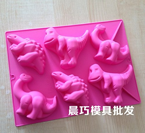 2 Pcs//Set Dinosaur Sheep Molding Silicone Molds Fondant Cake Decorating Tools Kitchen Baking Gumpaste Chocolate Candy Soap Candle Fimo Clay Moulds,DIY Bakeware Pan,Cake Topper Deration Molds
