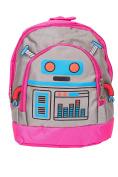 Emartbuy Kids Cute Smart Backpack Rucksack School Nursery Travel Bag - Droids Pink