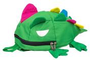 Emartbuy Kids Cute Smart Backpack Rucksack School Travel Bag - Dinosaur Green
