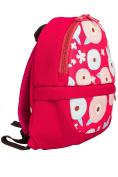 Emartbuy Kids Cute Smart Backpack Rucksack School Travel Bag - Flower Pink